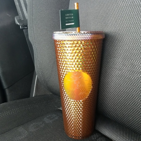 Starbucks 50th anniversary limited edition Cup